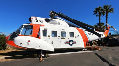 1395 - Sikorsky HH-52A Sea Guard - United States - US Coast Guard (USCG)