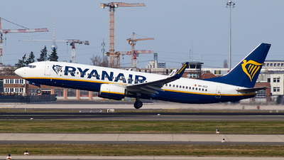 A picture of 9HQCZ - Boeing 7378AS - Ryanair - © JakkoFly