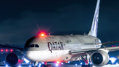 A7-BHC - Boeing 787-9 Dreamliner - Qatar Airways