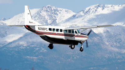 N288PC - Cessna 208B Grand Caravan - Ravn Connect