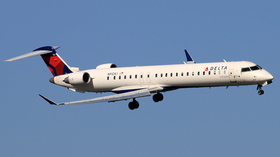 N912XJ - Bombardier CRJ-900ER - Delta Connection (Endeavor Air)