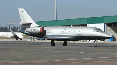 C-GSLU - Dassault Falcon 2000EX - Skyservice Business Aviation