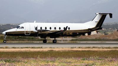 F-GLNE - Beech 1900D - Twin Jet