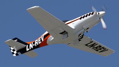LN-REV - Lancair 360 - Private