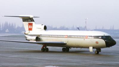 G-ARPA - Hawker Siddeley HS-121 Trident 1 - British European Airways (BEA)