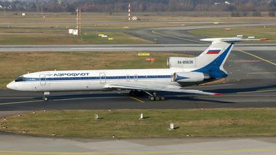 RA-85638 - Tupolev Tu-154M - Aeroflot