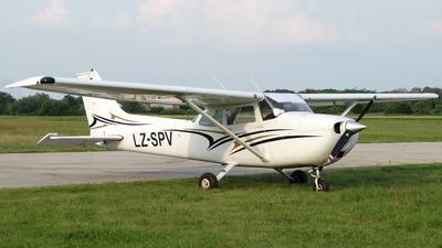 LZ-SPV - Reims-Cessna F172M Skyhawk - Private