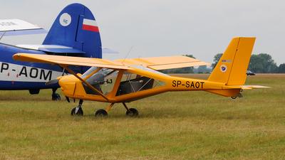 A picture of SPSAOT - Aeroprakt A22 Foxbat - [476] - © Andrzej Rejter