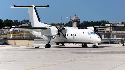 A picture of N636AR - De Havilland Canada Dash 8100 - [086] - © Buzu