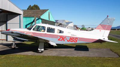 A picture of ZKJSS - Piper PA28R201 Arrow 3 - [28R7837203] - © Reuben Morison