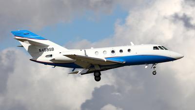 N459SB - Dassault Falcon 20 - American Aviation