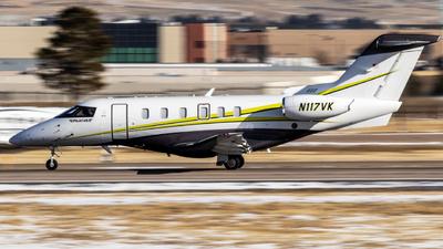 N117VK - Pilatus PC-24 - Private