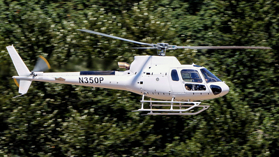 N350P - Eurocopter AS 350B3 Ecureuil - Private