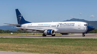 A picture of EIFVA - Boeing 7374Q8 - [24706] - © Mauro Cassaro