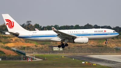 B-6117 - Airbus A330-243 - Air China