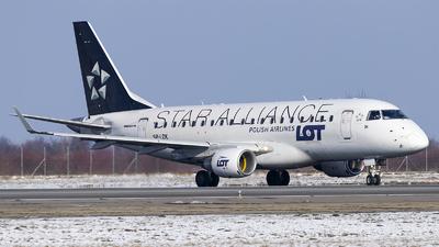 A picture of SPLDK - Embraer E170STD - LOT - © Loredana Cioclei
