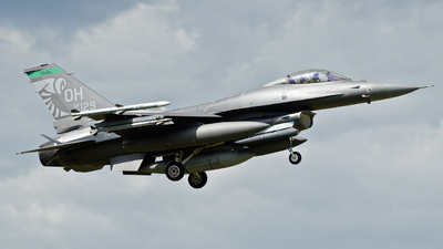 89-2129 - General Dynamics F-16C Fighting Falcon - United States - US Air Force (USAF)