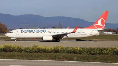 A picture of TCJYC - Boeing 7379F2(ER) - Turkish Airlines - © AirBusAl