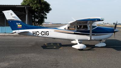 HC-CIG - Cessna 182T Skylane - Gambirasi