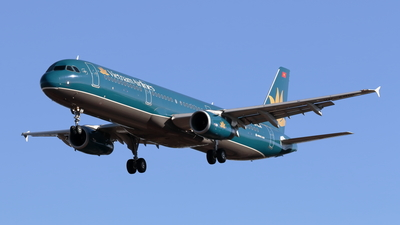 VN-A610 - Airbus A321-231 - Vietnam Airlines