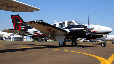 A picture of PPJRR - Beech G58 Baron - [TH2313] - © Jaasiel Abner