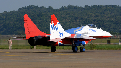 31 - Mikoyan-Gurevich MiG-29 Fulcrum - Russia - Air Force