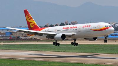 B-2491 - Boeing 767-34P(ER) - Hainan Airlines