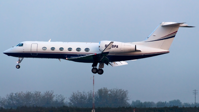 9H-SPA - Gulfstream G450 - Comlux Aviation Malta