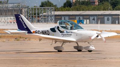 EC-NKO - Czech Sport Aircraft PS-28 Cruiser - Flyschool