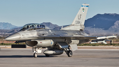 83-1184 - Lockheed Martin F-16D Fighting Falcon - United States - US Air Force (USAF)