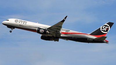 B-207Y - Boeing 757-2B7(PCF) - SF Airlines