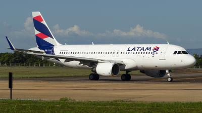 PR-TYP - Airbus A320-214 - LATAM Airlines