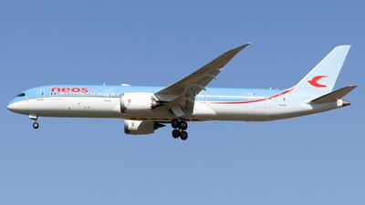 EI-NUA - Boeing 787-9 Dreamliner - Neos