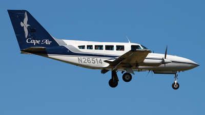 N26514 - Cessna 402C - Cape Air