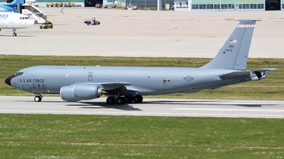 57-1473 - Boeing KC-135R Stratotanker - United States - US Air Force (USAF)