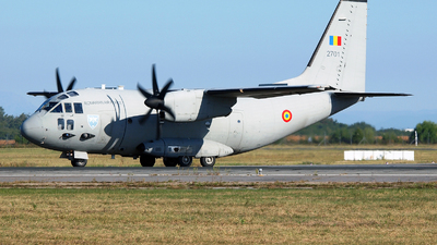 2701 - Alenia C-27J Spartan - Romania - Air Force