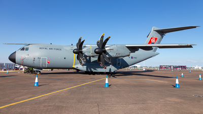 ZM416 - Airbus A400M Atlas C.1 - United Kingdom - Royal Air Force (RAF)