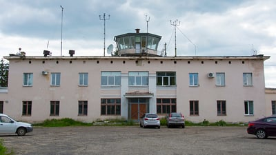 UUOT - Airport - Control Tower