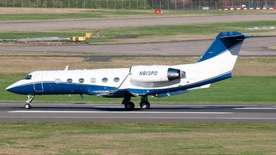 N813PD - Gulfstream G-IV - Private