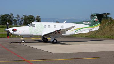 A picture of HBFQS - Pilatus PC12/47 - [1119] - © Alex