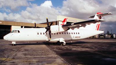 F-WQHR - ATR 42-300 - Untitled