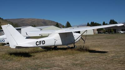 ZK-CFD - Cessna 172D Skyhawk - Private