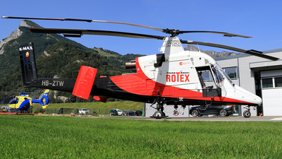 HB-ZTW - Kaman K-1200 K-Max - Rotex Helikopter