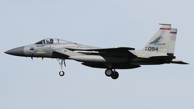 85-0094 - McDonnell Douglas F-15C Eagle - United States - US Air Force (USAF)
