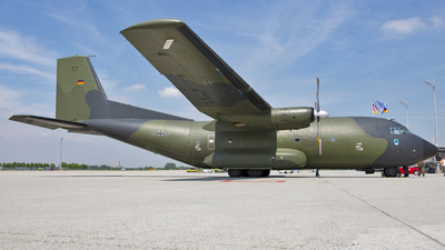 50-44 - Transall C-160D - Germany - Air Force