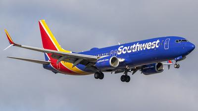 N8604K - Boeing 737-8H4 - Southwest Airlines