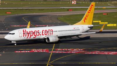 TC-CPJ - Boeing 737-82R - Pegasus Airlines
