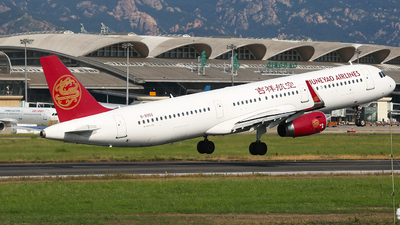 B-8956 - Airbus A321-231 - Juneyao Airlines