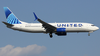 A picture of N76508 - Boeing 737824 - United Airlines - © Xiamen Air 849 Heavy