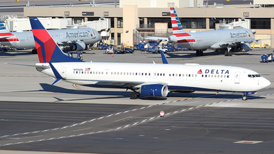 A picture of N898DN - Boeing 737932(ER) - Delta Air Lines - © Alexander Aston